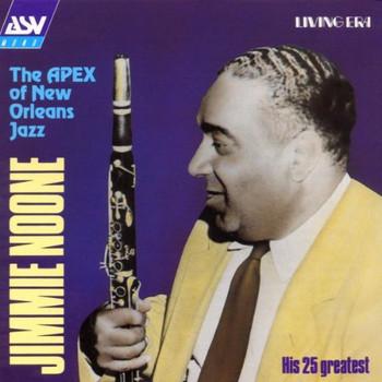 Jimmie Noone - The Apex of New Orleans Jazz