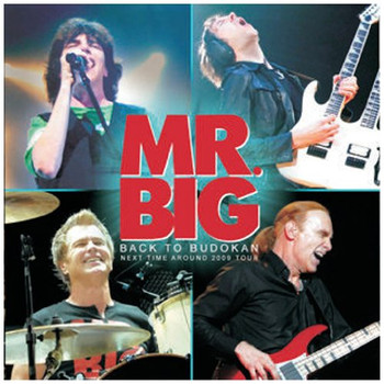 Mr.Big - Back to Budokan