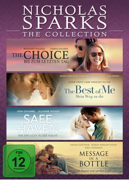 Nicholas Sparks - The Collection [4 Discs]