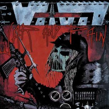 Voivod - War & Pain (Re-Issue)