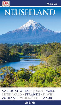 Vis-à-Vis Reiseführer Neuseeland. mit Mini-Kochbuch zum Herausnehmen [Taschenbuch]
