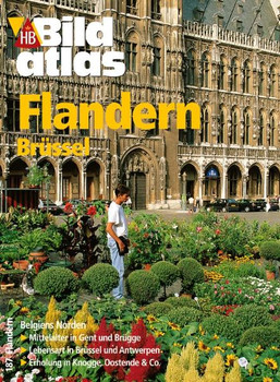 HB Bildatlas Flandern, Brüssel