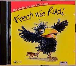 Frech wie Rudi, 1 CD-Audio