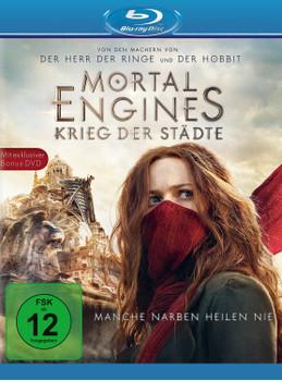Mortal Engines: Krieg der Städte [+ DVD]