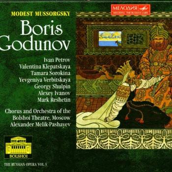 Alexander Melik-Pashayev - Mussorgsky: Boris Godunov (Gesamtaufnahme)