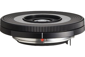 Pentax smc DA 40 mm F2.8 XS (geschikt voor Pentax K) zwart