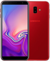 Samsung J610FD Galaxy J6 Plus DUOS 32GB red