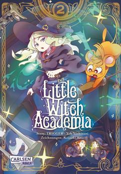 Little Witch Academia 2 - Yoh Yoshinari  [Taschenbuch]