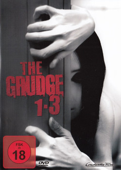 The Grudge 1-3 [3 DVDs]