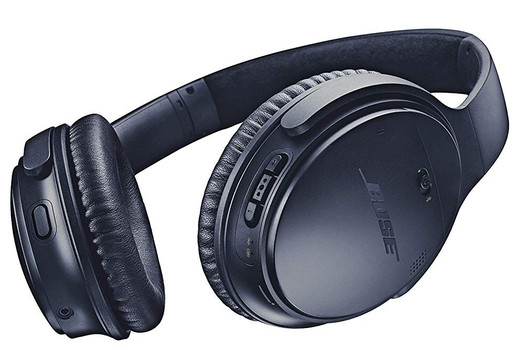 Bose QuietComfort 35 II triple midnight