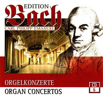 R. Münch - Orgelkonzert Wq 34 und 35 / Fuge / Sonate