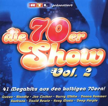 Various - Die 70er Show Vol.2