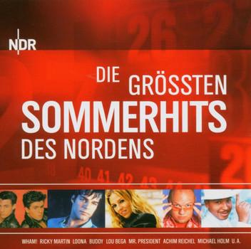 Various - NDR - Die größten Sommerhits des Nordens