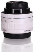 Samsung NX 20-50 mm F3.5-5.6 ED II 40,5 mm filter (geschikt voor Samsung NX) wit
