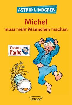 Michel muss mehr Männchen machen - Astrid Lindgren  [Gebundene Ausgabe]