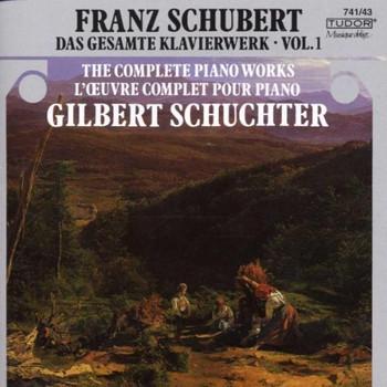 Gilbert Schuchter - Klavierwerke Vol. 1