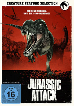 Jurassic Attack [Creature Feature Selection]