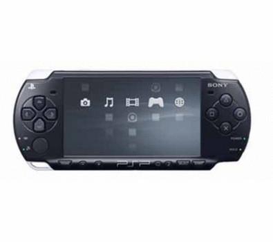 Sony PSP 2004 Piano zwart
