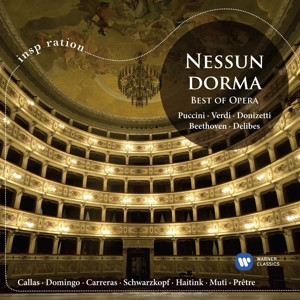 Various - Nessun Dorma-Best of Opera