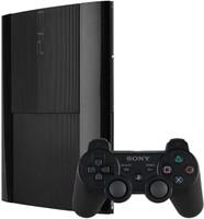 Sony PlayStation 3 super slim 500 GB negro [mando inalámbrico incluído]