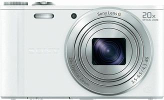 Sony DSC-WX300 blanc
