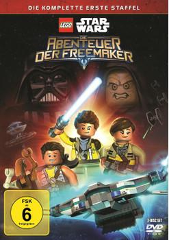 Lego Star Wars: Die Abenteuer der Freemaker - Staffel 1 [2 Discs]