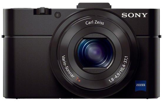 Sony DSC-RX100 II negro