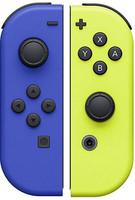 Nintendo Switch Joy Con Set Mandos azul amarillo