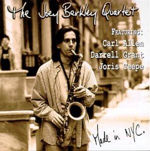 Carl Allen,Darrell Grant,Jo Joe Berkley Quartet - Made in NYC.