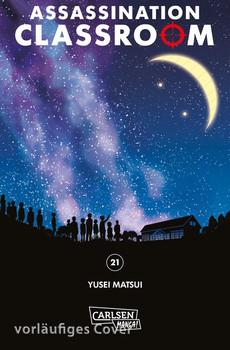 Assassination Classroom 21 - Yusei Matsui  [Taschenbuch]