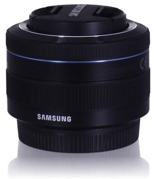 Samsung NX 20-50 mm F3.5-5.6 ED i-Function II 40,5 mm Objectif (adapté à Samsung NX) noir