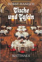 Tische und Tafeln. Beschreibung von 65 Tisch- und Tafelformen