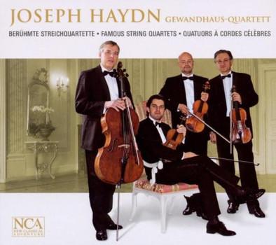 Gewandhaus-Quartett - Berühmte Streichquartette Op.76,2-4
