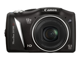 Canon PowerShot SX 130 IS zwart