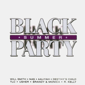 Various - Black Summer Party