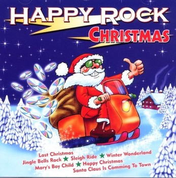 Various Artists - Happy Rock Christmas