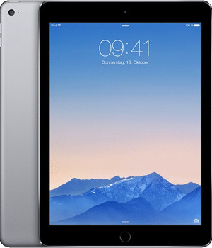 "Apple iPad Air 2 9,7"" 128GB [Wifi + Cellular] gris espacial"