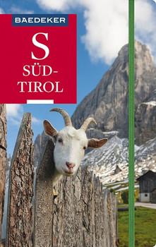 Baedeker Reiseführer Südtirol. mit GROSSER REISEKARTE - Wieland Höhne  [Taschenbuch]