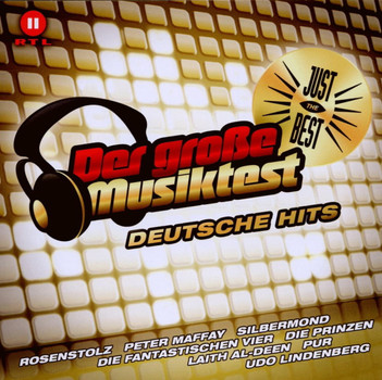 Various - Just the Best-Deutsche Hits