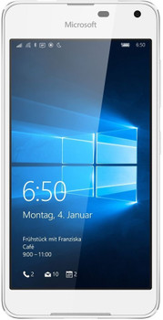 Microsoft Lumia 650 Doble SIM 16GB blanco
