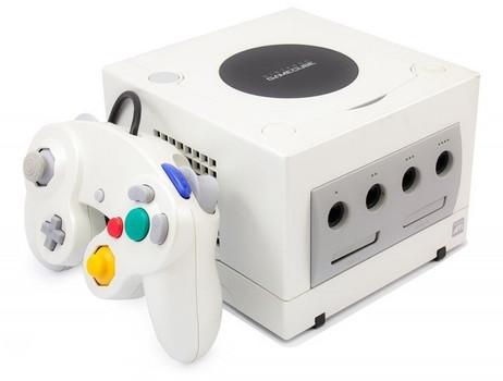 Nintendo GameCube [mando incluído] blanco