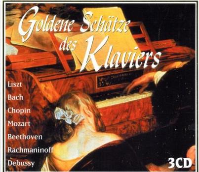 Various - Goldene Schätze des Klaviers