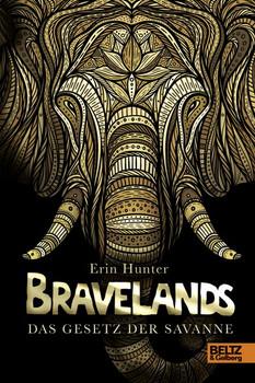 Bravelands - Das Gesetz der Savanne. Band 2 - Erin Hunter  [Gebundene Ausgabe]