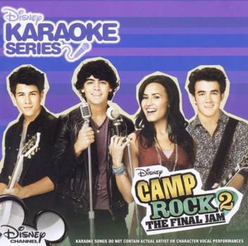 Camp Rock 2-Disney Karaoke Series [Soundtrack]
