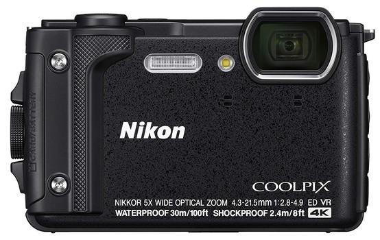 Nikon Coolpix W300 negro