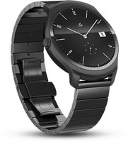 Mobvoi Ticwatch 2 Classic 42 mm zwart met stalen bandje zwart [wifi]