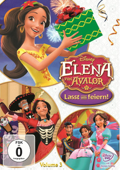 Elena von Avalor: Lasst uns feiern! [Volume 3]