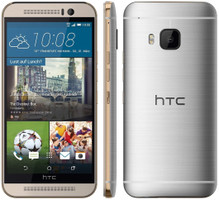 HTC One M9 32GB oro e argento