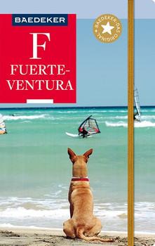 Baedeker Reiseführer Fuerteventura. mit GROSSER REISEKARTE - Rolf Goetz  [Taschenbuch]