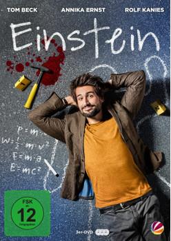 Einstein - Staffel 1 [3 DVDs]